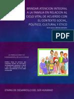 Brindar Atencion Integral a La Familia en Relacion