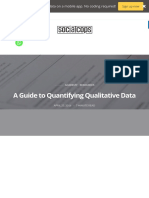 A Guide to Quantifying Qualitative Data - SocialCops.pdf