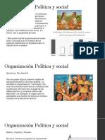 Culturas Prehispanica- Politico Social