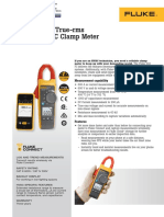 FLUKE 902 User Manual