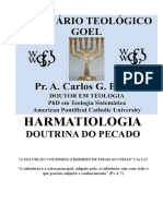 DOUTRINAS BÍBLICAS HAMARTIOLOGIA