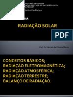 Radiao Solar Atualizado