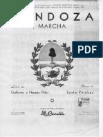 Marcha a Mendoza - Cancion de la Vendimia