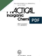 7362600 Spitsyn Practical Inorganic Chemistry