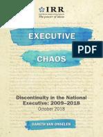 Executive Chaos