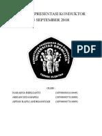 Resume Konduktor Nararya Abdan Affan