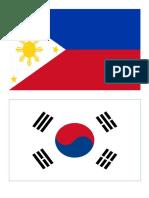 Genevieve UN Flags