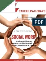 Social Work eBook 2018