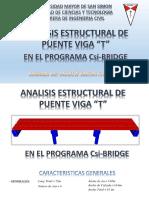 Puente Viga t - 72m - Andrew