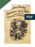 basho - Sendas De Oku (Trad.octavio Paz).doc