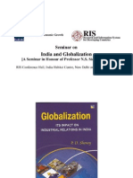 Globalization Its Impact on Labour in India