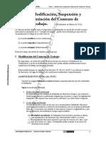 Tema 6 Modficacion Suspension Extincion Del Contrato