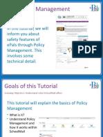 Tutorial 16 - ePals Policy Management