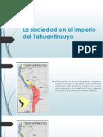 La Sociedad en El Imperio Del Tahuantinsuyo