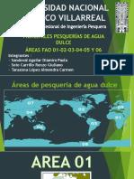 FAO - Areas  1 y 2