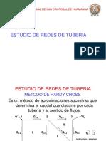 CLASE III Redes de Tuberias