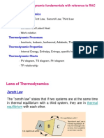 Review of Thermo-fluids