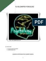 makalah psikologi persepsi