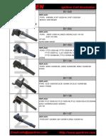 Ford Ignition Coils/Sparkren