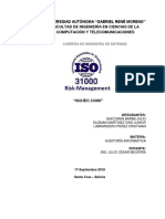 Documento ISO31000