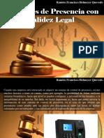 Ramiro Francisco Helmeyer Quevedo - Controles de Presencia Con Validez Legal