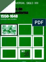 Van Dulmen El primitivo estado moderno y la crisis del siglo xvii.pdf