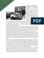Historia Del Internet Dos Motores de Busqueda y Www