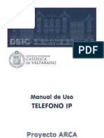 Manual DSIC Telefono IP V3 0