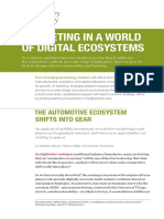 Competing in a World of Digital Ecosystems