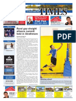 October 19, 2018 Strathmore Times