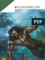 NOVEDADES ECC Ediciones para Diciembre 2018