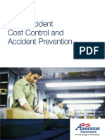 Accident Cost Control and Accident Prevention