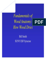 How Wood Dries