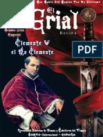 El Grial Especial Clemete El No Clemente Octubre 2018