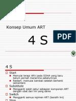 Konsep Umum ART 4s
