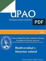 Biodiversidad y bienestar animal
