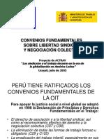 El Convenio 169 de La Oit La Constitucion Peruana y La Ley de Consulta Previa
