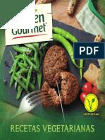 Recetario Garden Gourmet