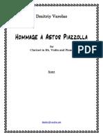 [Varelas] - Hommage a Astor Piazzolla (Clarinet.piano.violin)