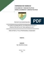 Tesis Prision Preventiva