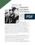 [Schoenberg] El compositor más odiado de la historia   Cultura   EL MUNDO.pdf