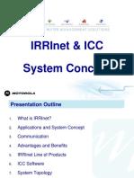 IRRInet & ICC System Concept