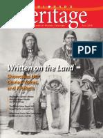 Colorado Heritage Magazine - Fall 2018