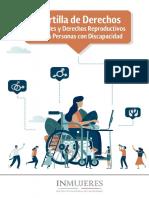 Derechos discapacidad