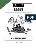 Manual Scout Campismo