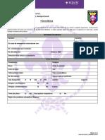 Formato Oficial Para Ficha Medica GPO  UNO