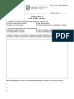 4 - Biologia i - Evidencia 4