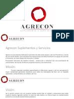 Agrecon Presentacion Jc