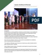 17-09-2018 - CPA Busca Hacer Equipo Alcaldesa de Navojoa - Elimparcial