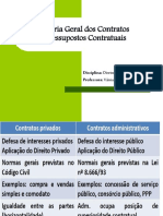 Teoria Geral Dos Contratos - 2018 2 PDF
